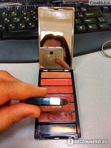 Палитра для губ L'Oreal Paris Colour Riche Lip Palette фото