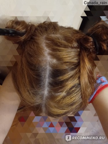 Оттеночный бальзам для волос Тоника #COLOREVOLUTION фото