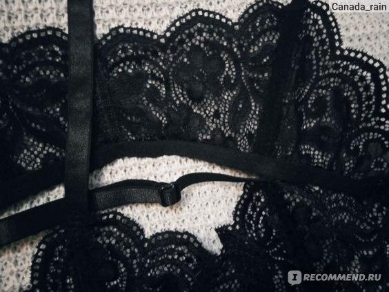 Пояс для чулок Planeta Flirta Черный арт. 16377953 фото