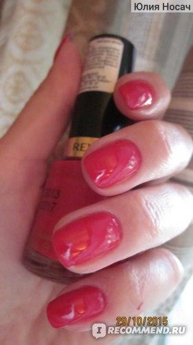Лак для ногтей Revlon Nail Enamel фото