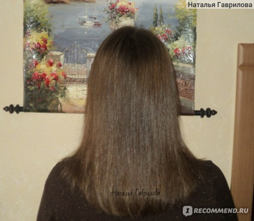 Спрей-уход для волос Gliss kur hair repair фото