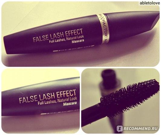 Тушь для ресниц Max Factor FALSE LASH EFFECT фото