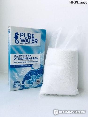 Экологичный отбеливатель Pure Water (Ми&Ко)