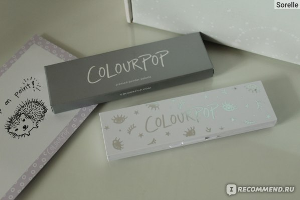 Палетка теней для век ColourPop No Limit фото