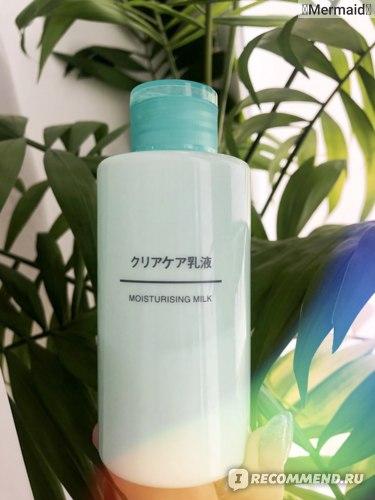 Молочко для лица Muji Clear Care Moisturising Milk