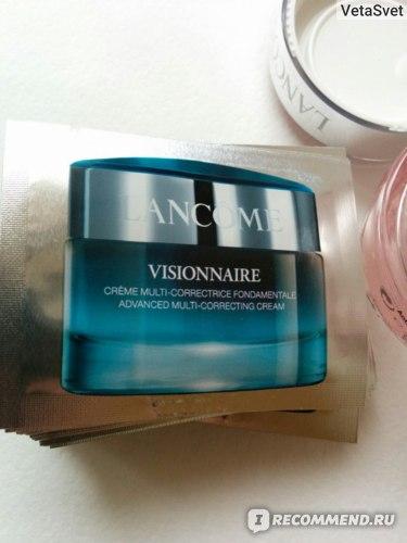 Крем для лица Lancome Visionnaire Cream Multi-Correctrice Fondamentale фото
