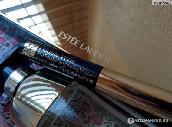 Тушь для ресниц Estee Lauder Double Wear Mascara фото