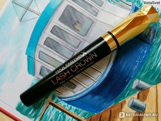 Masterpiece Lash Crown Mascara