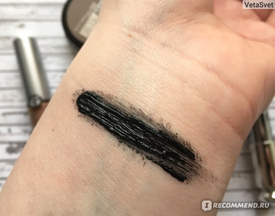 Тушь для ресниц Lumene Birch Black Nordic Noir «Объём и подкручивание»