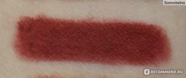 Карандаш для губ Ресничка Супер стойкий гелевый Longlasting Ultra Intense фото