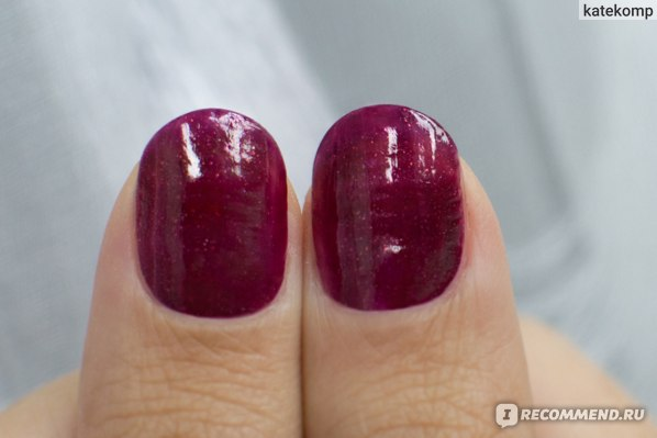 Верхнее покрытие лака для ногтей Kiki Мега-Блеск фото