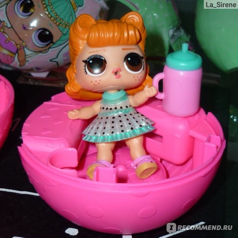 ce0c4ecc8c66 L.O.L.   LOL Surprise Кукла - сюрприз в шарике - «ВПЕЧАТЛЕНИЯ НОВОГО ...