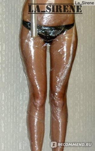 Обертывание в домашних условиях - «Домашние обертывания для похудения и от целлюлита работают! Если их регулярно делать: ) Результаты за 3 месяца - минус 12 см