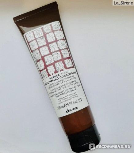 Кондиционер для волос Davines Natural Tech Replumping Conditioner фото
