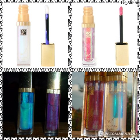 Блеск для губ Estee Lauder Pure Colour Crystal Gloss фото