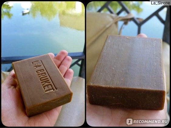 Мыло-скраб для ног L:A BRUKET 013 фото