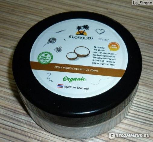 Кокосовое масло 100% (coconut oil 100%) фото