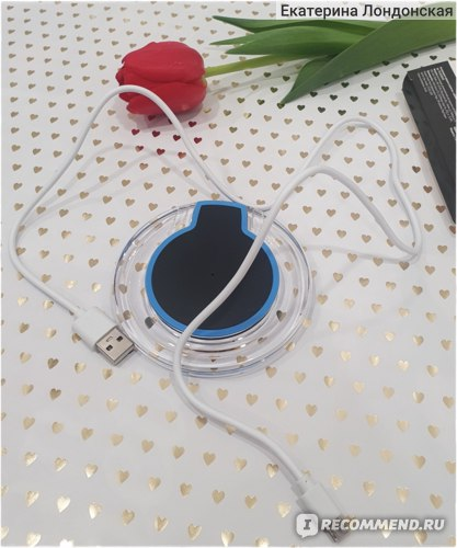 Беспроводное зарядное устройство FLARX  фото
