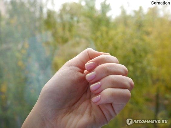 Лак для ногтей Oriflame для французского маникюра фото