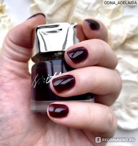 """Лак для ногтей SMITH & CULT в оттенке DARK LIKE ME или """"Тайный поклонник"""""""