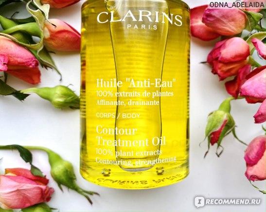 "Clarins Масло для тела Huile ""Anti-Eau"" Body Treatment Oil фото"