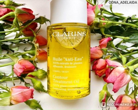 Масло для похудения Anti-Eau от Clarins
