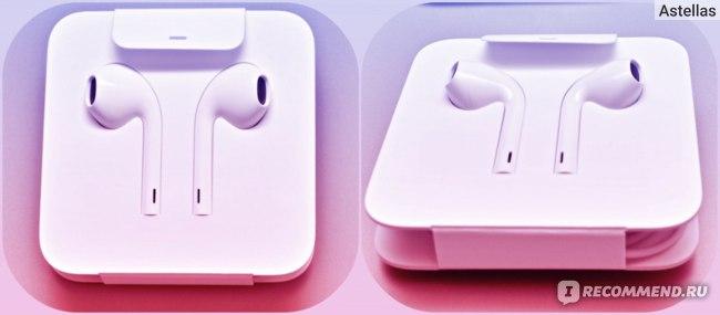 Apple EarPods теперь в картонной упаковке