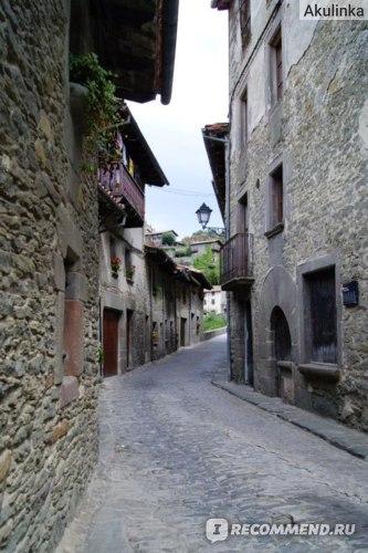 Испания, Рупит фото