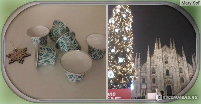 Капсулы для кофе-машин Nespresso Milano Cremoso фото