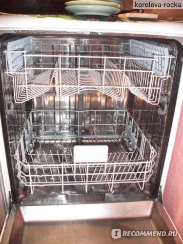 Внутри без посуды