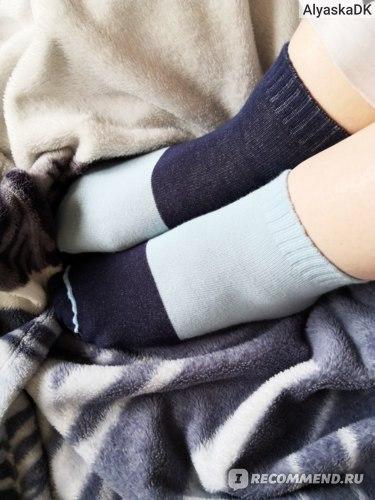 Носки REIMA 2-Pack SummerDay Socks Navy фото