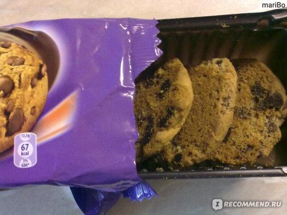 Печенье внутри