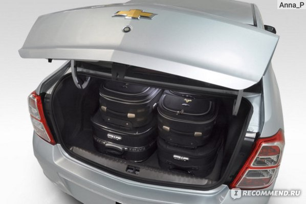 Chevrolet Cobalt - 2013 фото