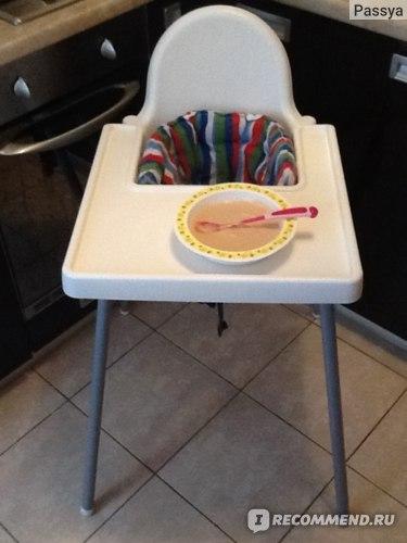 Стульчик для кормления IKEA Антилоп / Antilop фото