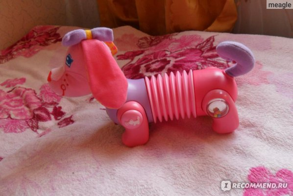 "Tiny Love Игрушка-собачка Фиона ""Догони меня"". Серия ""Tiny Princess"" фото"