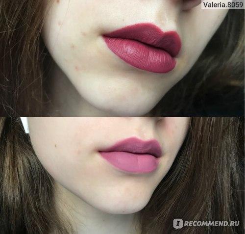 Матовая помада для губ Aliexpress FOCALLURE Waterproof Matte Liquid Lipstick Moisturizer Smooth Lip Stick Long Lasting Lip Gloss Cosmetic Beauty Makeup фото