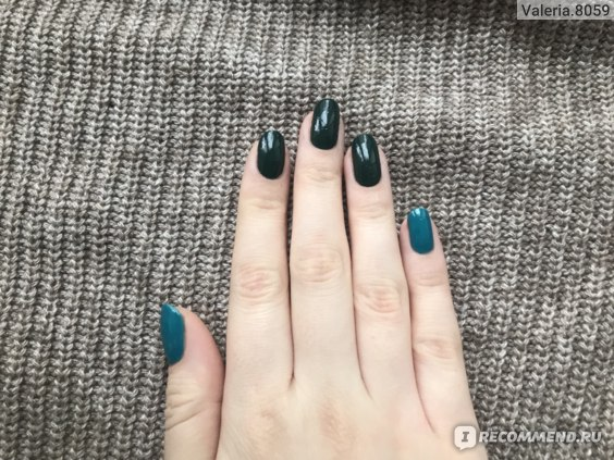 Лак для ногтей Ив Роше / Yves Rocher La Vernis Go Green  фото