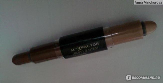 Тени - карандаш для век Max Factor SMOKY EYE EFFECT фото