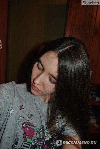 """Мои волосы после лечения. К сожелению фотографий """"до"""" нету .Потому что не думала что буду писать этот отзыв и что """"Виторал"""" поможет))"""
