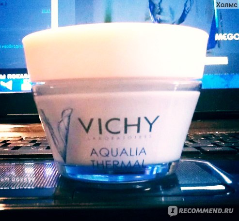 "Крем для лица Vichy Aqualia Thermal ""Легкий увлажняющий 48 Часов"" фото"