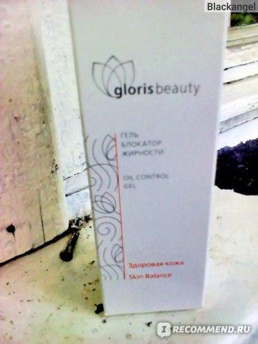 Гель для лица Glorion Блокатор жирности SPF 6 фото
