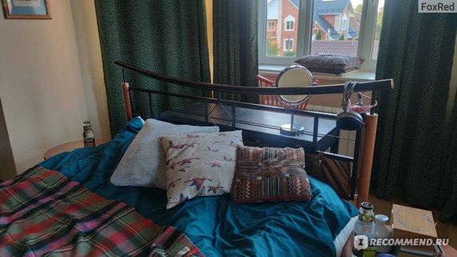 ИКЕА ХЕМНЭС Стол с 2 ящиками фото