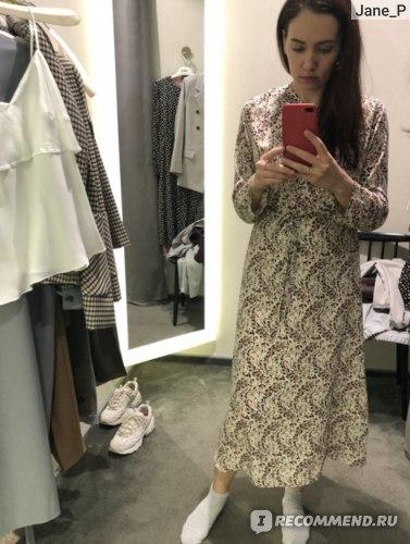 платье, не купили