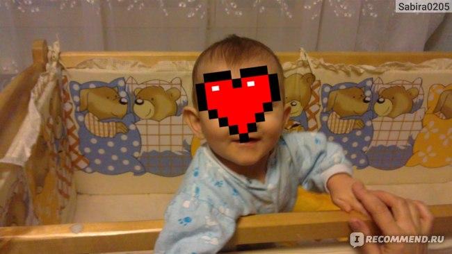 Совместный сон с ребенком фото