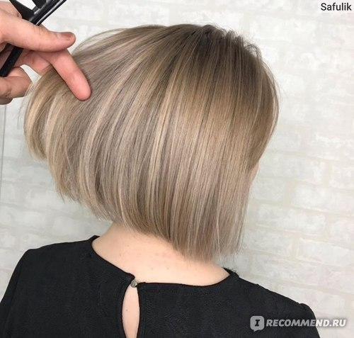 Длина волос 4.11.2018