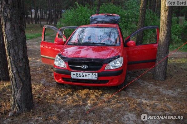 Hyundai Getz - 2009 фото