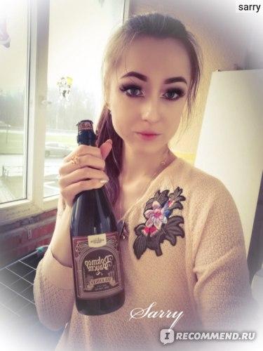 Пиво Василеостровская пивоварня Эль Доктор Фауст фото