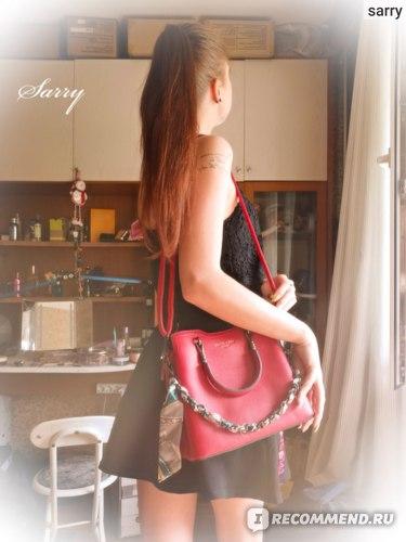 Сумка Aliexpress Woman Handbags High Quality Leather Bag Female Scarves Chain Shoulder Crossbody Bags For Women Party Ladies White Totes Bolsas фото