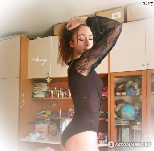 Блузка-боди Moremio Артикул: 352-1 фото
