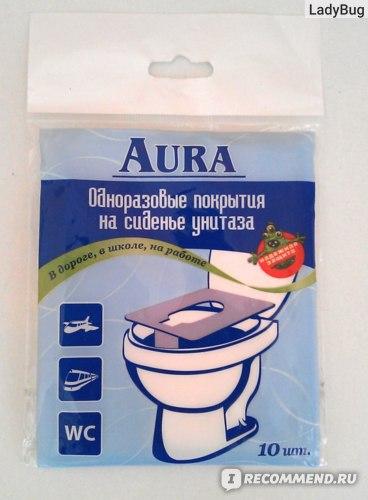 Накладки на унитаз. 35 рублей/10 шт
